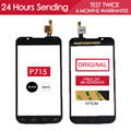 Original Tested Sensor Touchscreen For LG Optimus L7 2 II Dual P715 Touch Screen Digitizer Glass Panel Parts Free Adhesive