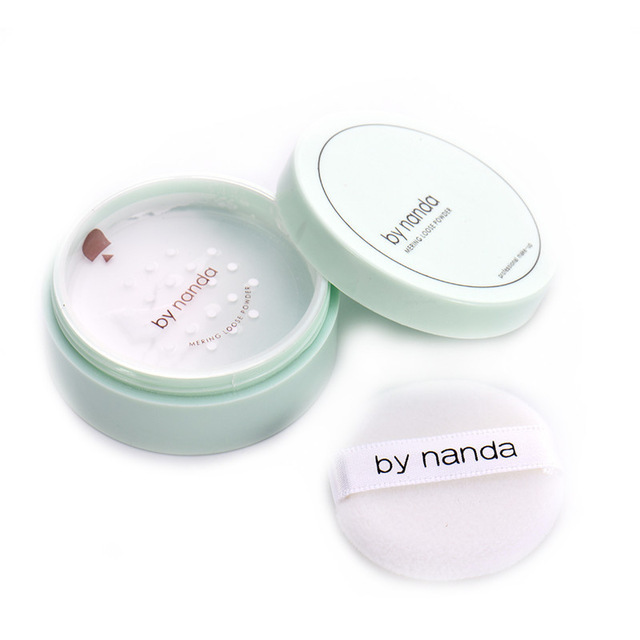 3 Color long lasting Translucent Loose Powder Makeup Face Foundation Base Finishing Powder Contour Setting Powder brighten