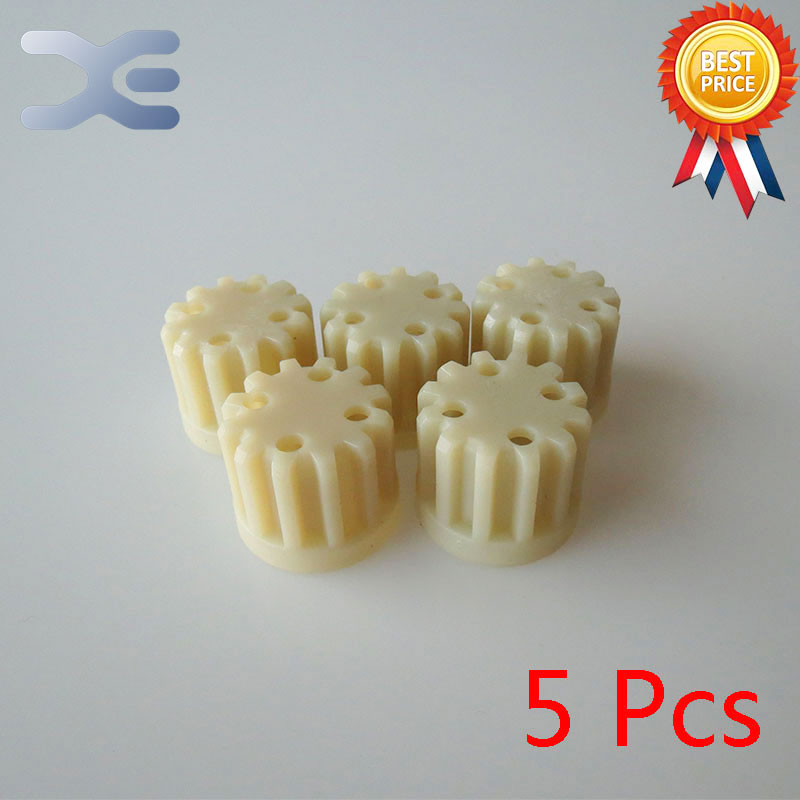 5 Pcs High Quality Meat Grinder Parts For Axion Plastic Sleeve Screw Kitchen Appliance Parts