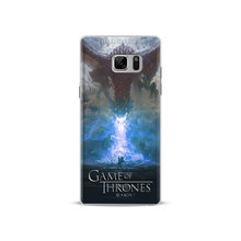 Juego de trono tiene Stark, Targaryen caso de teléfono para Samsung Galaxy S5 S6 S7 borde S8 S9 Plus Nota 8 3 4 5 A5 A7 J5 2016 J7 2017