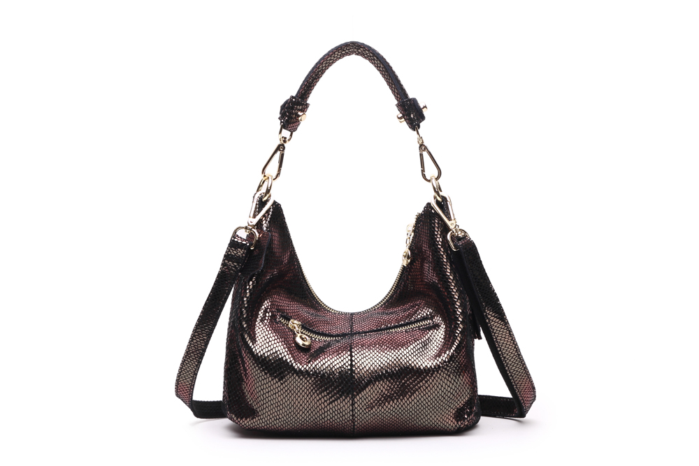 REAL LEATHER Shoulder Bags