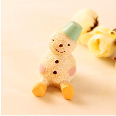 handmade soap mold cake decorative cure department of small snow man creative Christmas  gift snowman candle