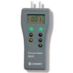 Южная Корея Sen Mei специальный SD20 цифровой манометр SD-20 барометр вакуумный манометр
