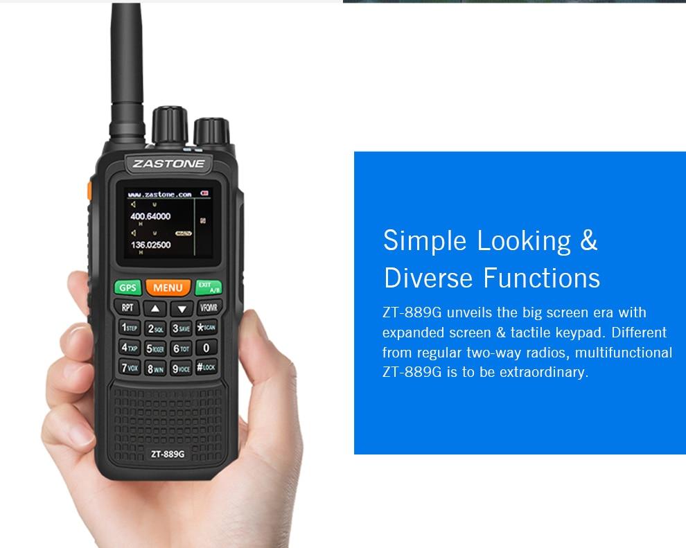 VHF/UHF 10W 400-520/134-174MHz Last 11