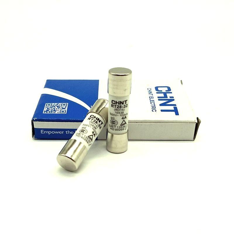 RO15 20A Core Ceramic fuse 10*38mm 5PCS New CHNT RT28-32