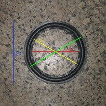 2 pcs Speaker Repairing Parts 5 inch Foam Side Surround(82mm/92mm/110mm/123mm)