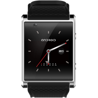 New Android smart watch GPS SOS Arc face capacitive screen 3G smartwatch video WIFI camera Sports Health music phone handsfree