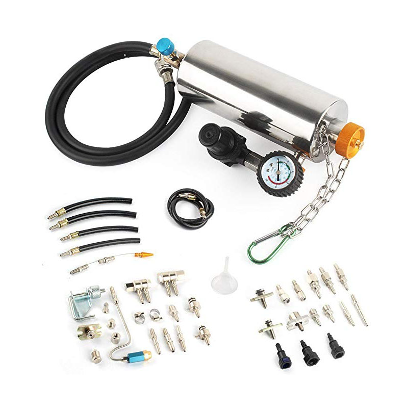 Image 4 - Universal Auto Engine Care Maintenance Non Dismantle Fuel System Cleaning for Gasonline Injector Cleaner Tools for petrol Cars-in Pressure & Vacuum Testers from Automobiles & Motorcycles