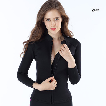 One Piece 2 mm Ladies Diving Clothes Ladies Swimming Suit Thickened Thermal Rubber Ladies Diving Jacket MY122 фото