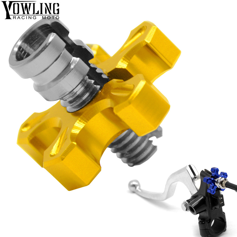 for yamaha YZF R125 R15 R25 r 125 15 25 mt-07 mt-09 mt 07 09 MT-09 FZ07 FZ09 Motorcycle CNC Clutch Cable Wire Adjuster M10/M8