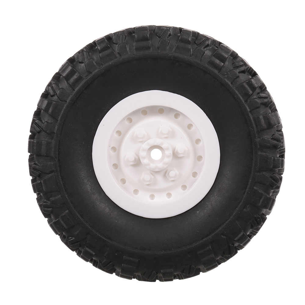 4 piezas RC neumático de coche neumático para WPL C24 C14 2,4G 4WD RC Crawler RC coches