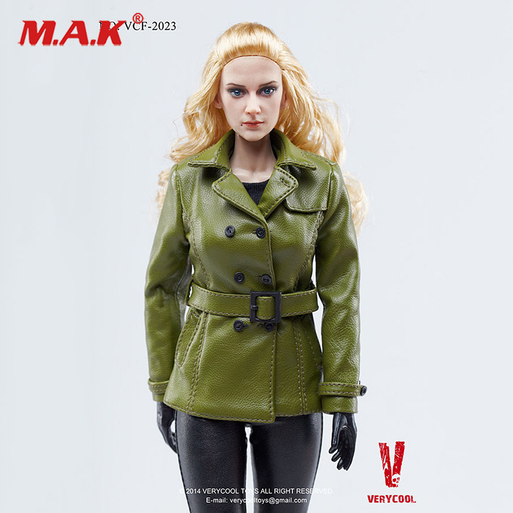 все цены на VERYCOOL 1/6 The Wolverine Female Poisonous Snake Mutant Clothing Suits & Head Clothes set No Body онлайн