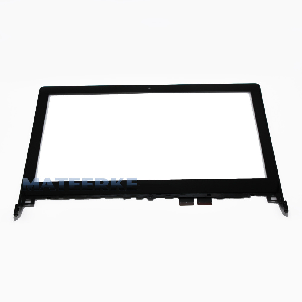 Brand New For Lenovo Flex 2-14/Flex 2 14D 20376 Touch Screen Digitizer Glass Replacement + Frame