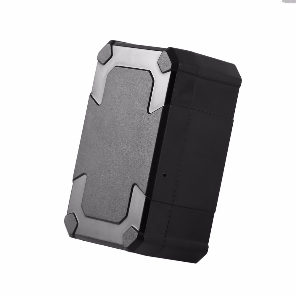 LESHP GT018B Car GPS Tracker Waterproof Magnetic GPS+LBS Vehicle Tracker 6800mA Battery Real Time GPS Locator Hot Selling цены