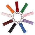Comprar 2 Obter 20% de DESCONTO) 12/14/16/18/20/22mm Preto Marrom PU de Couro Falso Bandas Fivela de cinto pulseira de Relógio pulseira de relógio de Pulso Por Atacado