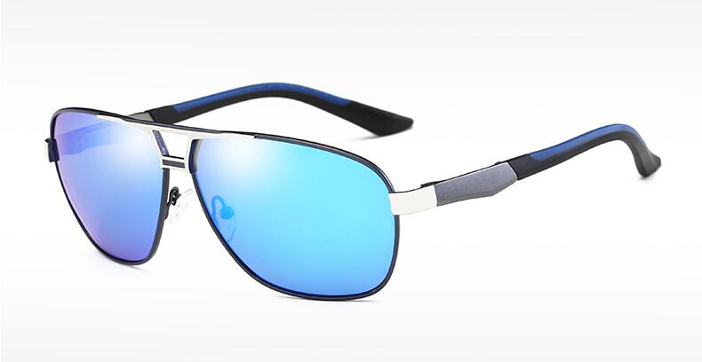 Glasses Frame With Polarized 12