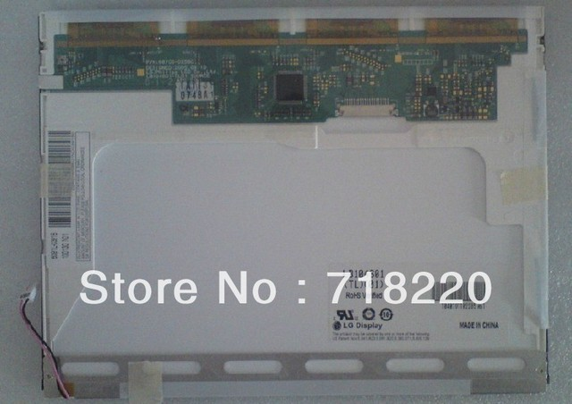 """Free shipping  For 10.4"""" LB104S01 LB104S01(TL)(01) LB104S01(TL)(02) PULLED A NEW 95% LCD"""