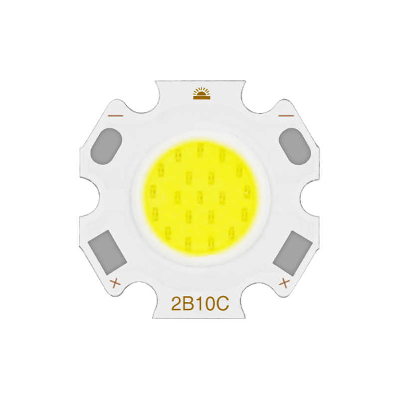 DIY LED COB Chip 3W 5W 7W 10W 12W 15W High Brightness Lumen Lamp DC9-50V For Outdoor Floodlight Spot Light Cold White Warm White