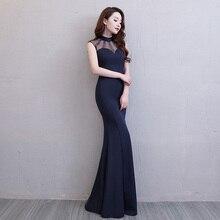 ФОТО floor-length full manual gauzy sexy star full prom evening dresses 2018 cocktail dress night entertainment venue dress 150