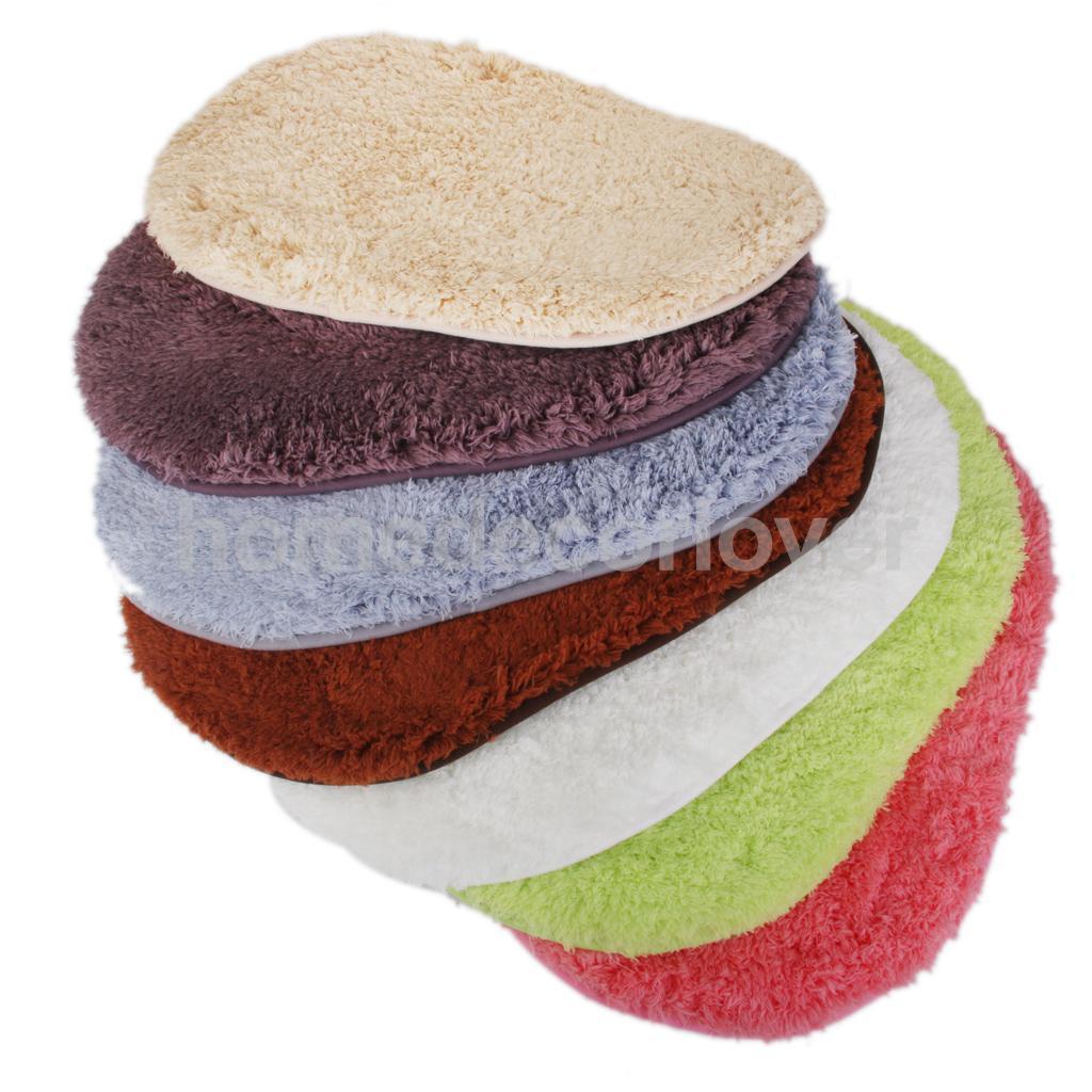 Home Bedroom Fluffy Mat Rug Faux Fur Carpet Floor Cover Non-slip