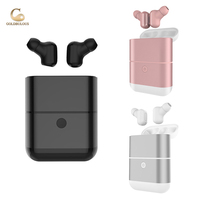 Bluetooth Earphone Sport Business Wireless 3D Stereo Mini In Ear And Power Bank With Microphone Handsfree