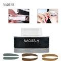 NAQIER Brand Lazy Quick Makeup Stamp Eyebrow Powder Seal Eye Brow Cream Eyeshadow Brow Make UP Fashion convenience Powder