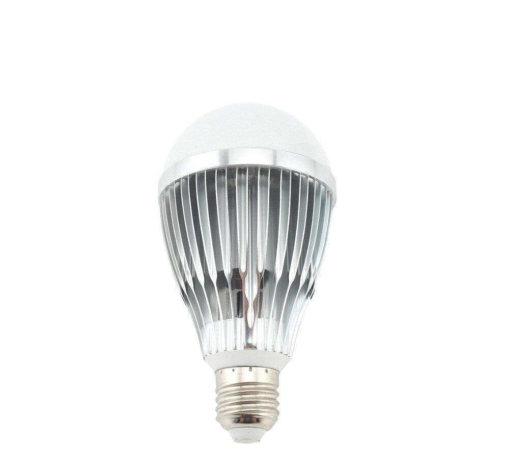 E27 Dc Ac 12v LED Light Bulb Solar Battery Lamp for Motor Home ...