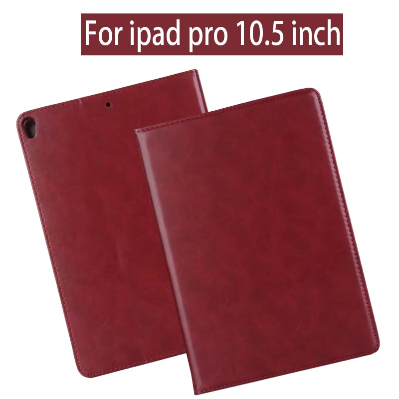 For Apple Ipad Pro 10.5 Case Luxury PU Leather Cover Anti Dust Tablet Bags Cases 2017 new For Ipad Pro 10.5 inch Shell + pen for apple ipad pro 12 9 2017 case fashion retro pu leather cases for ipad pro new 12 9 2017 tablet smart cover case pen