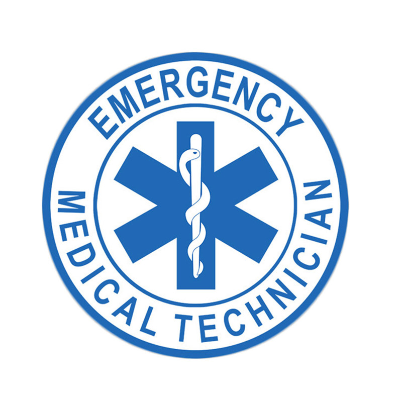 EMT Emergency Technician Sticker Decal Car Window Sticker For Car