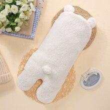 Baby Hooded Swaddle Blanket, Newborn Baby Receiving Blanket Fleece Swaddle Sleeping Bag Sack for Baby Boys and Girls