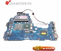 NOKOTION K000111590 LA 6841P Main board For Toshiba Satellite C660 Laptop Motherboard GL40 DDR3 Free CPU