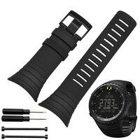 חכם סיליקון שעונים בנד רצועת השעון רצועת גומי שעוני יד צמיד צמיד 25 מ