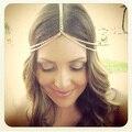 2016 Venda Quente Tiara Hairband Headband Enfeites de Cabelo Cabeça Acessórios de Vestuário de Casamento Decorações de Jóias Para O Cabelo