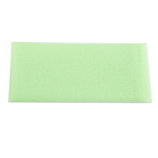 1 Pcs Nylon Exfoliating Bath Shower Body Cleaning Washing Scrubbing Towel Scrubbers Products Random Color TSLM2 4