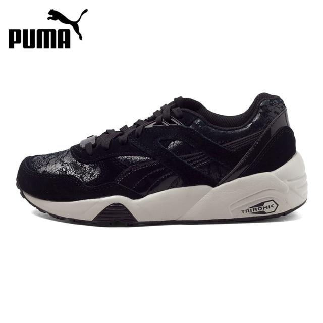 Оригинальный PUMA R698 Элем Конкретных Wn женские Скейтбординг Обувь Кроссовки