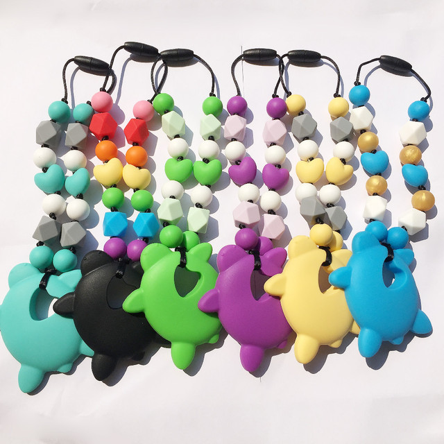 Baby's BPA Free Turtle Teethers 10 Pcs Set 2