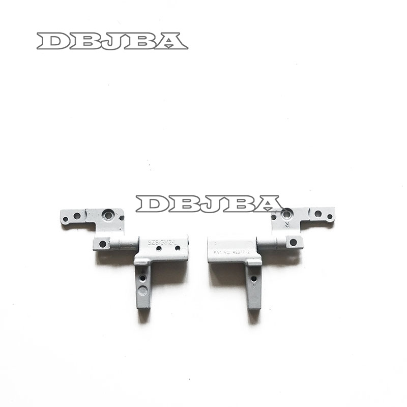 Genuine Hinges For DELL Inspiron 1720 1721 1700 Laptop Screen Lcd L + R Hinge Bracket Set