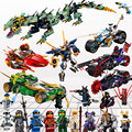 23 Styles Ninja Motorcycle LegoINGlys NinjagoINGly Figures Tornado Technic Models Building Toys For Children Christmas