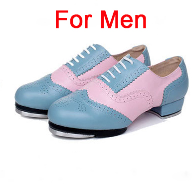 39e2a25bfd466 US $43.0 |Quality Baroco Style Genuine Leather Vintage Tap Shoes Jazz  Flamenco Dancing Shoe Men Women's Clogging Tap Dance Shoes EU34 EU45-in  Dance ...
