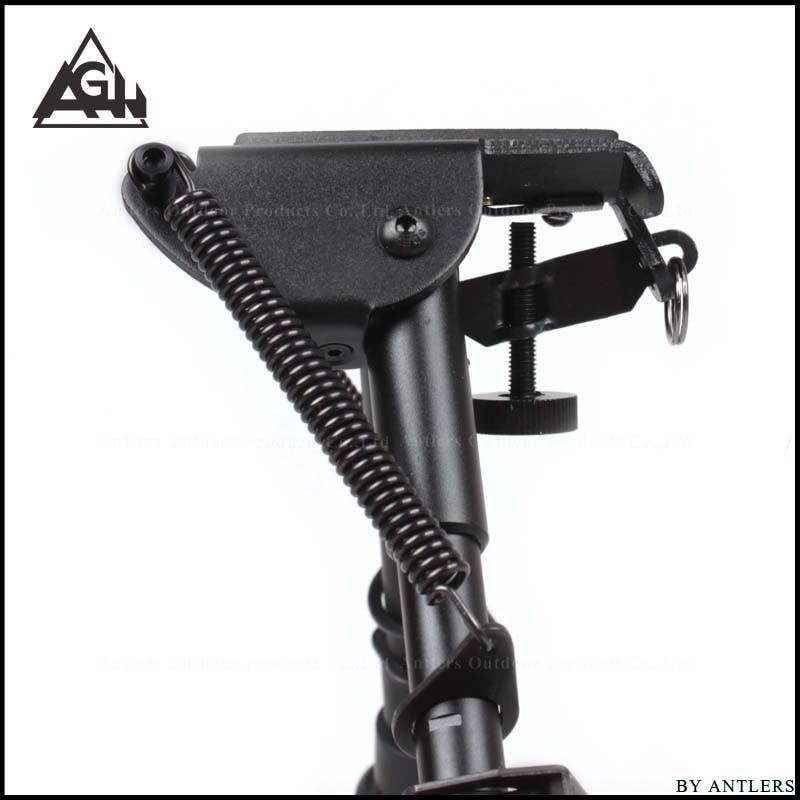 Pcp paintball air rifle Outdoor sports tripod sniper butterfly bracket universal folding CS war for gun shooting