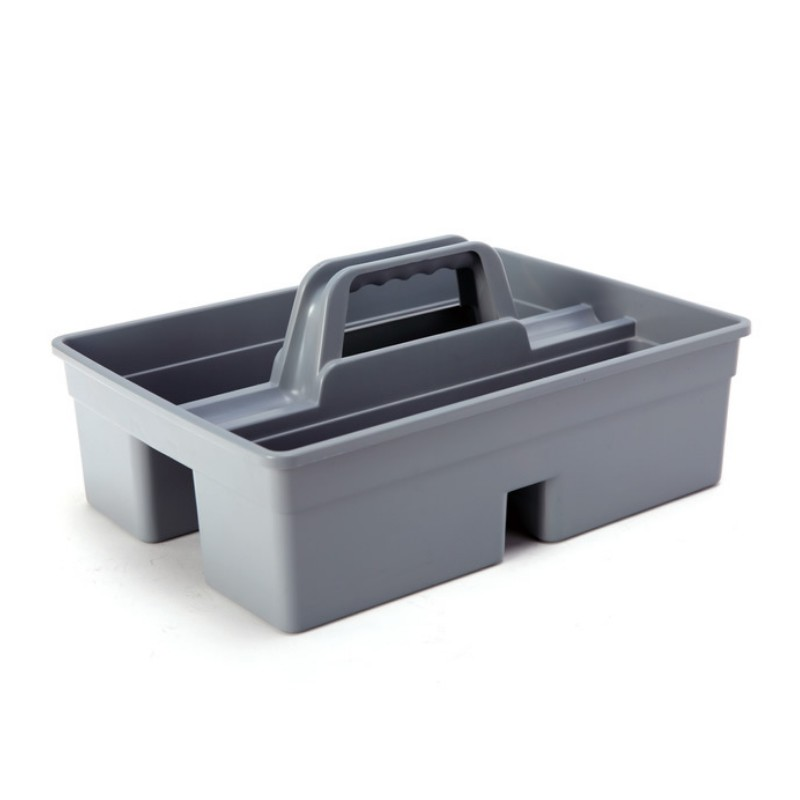 Portable ToolBox Plastic Classification Parts Box Hardware Wrench Electrician Storage Box Car Repair Box 38.5X27x11.5cm