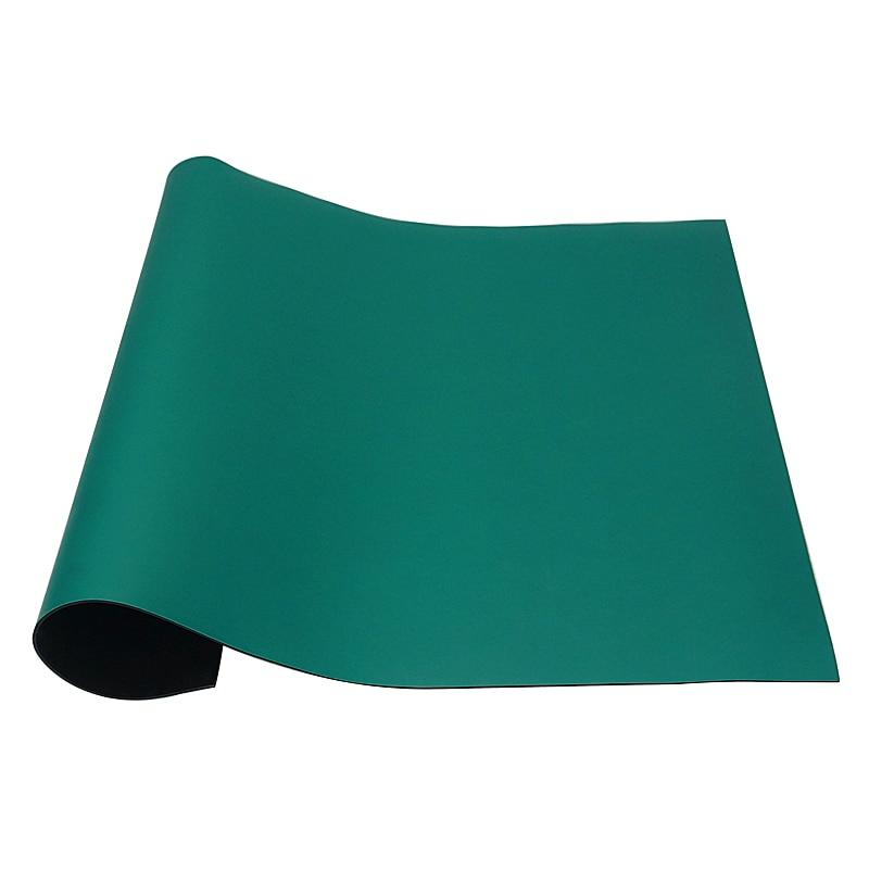 600*500*2mm ESD Mat Anti-static Mat Antistatic Blanket ESD Table Mat For BGA Repair Work