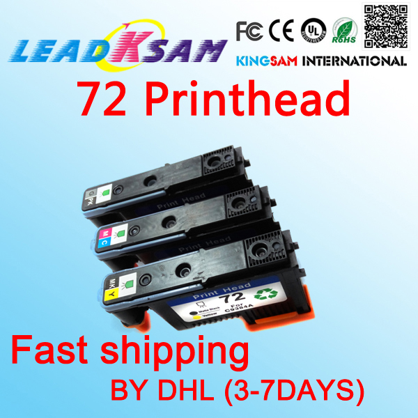3x Fastshipping For 72 C9380a C9383a C9384a Printhead Compatible For 72 Designjet 2300/t610/ T620/t770/t790/t1100/t1120 Sale Price