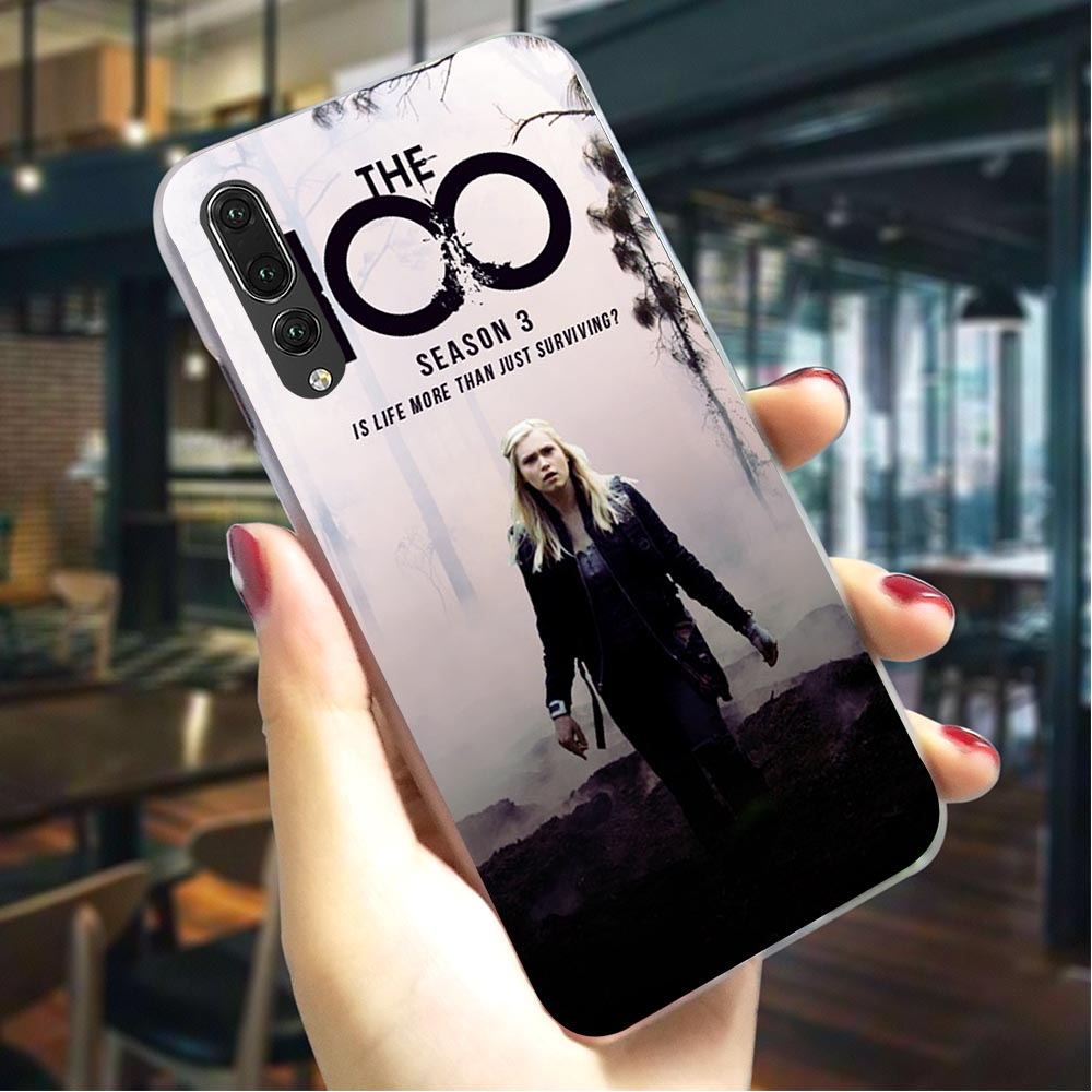 100 TV Show Hard Cover for Huawei P8 Lite 2015 Fashion Phone Case for Huawei P Smart 2019 Mate 10 Lite Mate 20 Pro Back Cases image