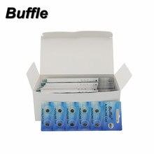 100pcs/10cards Buffle AG1 364 SR621 SR60  Alkaline Coin Cell Battery 1.5V