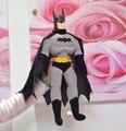 Película de Batman superhéroe Batman Colgante Juguetes de Peluche Muñeca de Peluche Juguetes de Peluche Muñeca de Peluche 46 cm Bat-man Niños Juguetes regalos