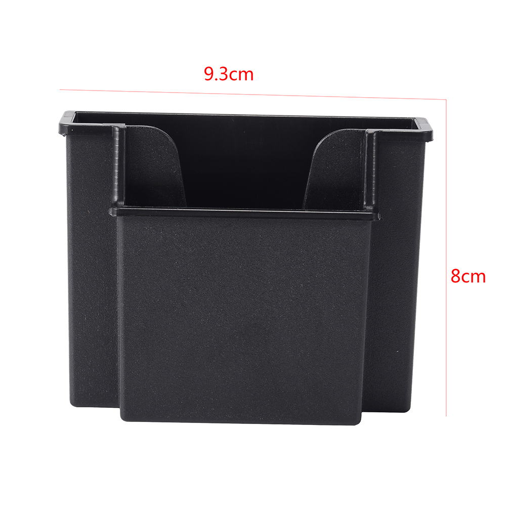 Shift Side Car Storage Box Phone Holder Organizer Box Case For Smart Forfour Fortwo Road ...