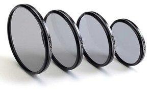 Image 5 - Carl Zeiss T * POL 편광 필터 67mm 72mm 77mm 82mm Cpl 원형 편광판 필터 카메라 렌즈 용 멀티 코팅
