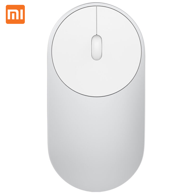 цена на Origianl XIAOMI Portable Wireless Mouse Game Mouses 2.4GHz Dual Control Connect Mi Mouse 2017 New In Stock mi wireless mouse
