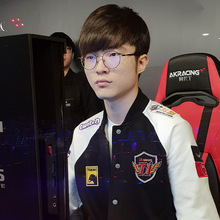 Embroidery Type!!! SK telecom T1 LPL 2019 Spring Season Jack